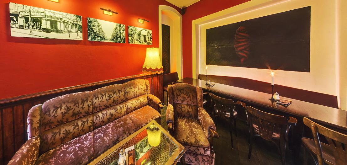 UEBERECK Lounge